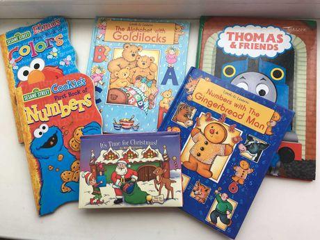 Английские детские книги