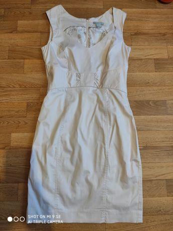 Dopasowana sukienka h&m