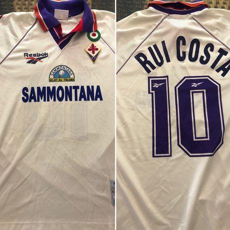 Camisola Rui Costa Branca Fiorentina