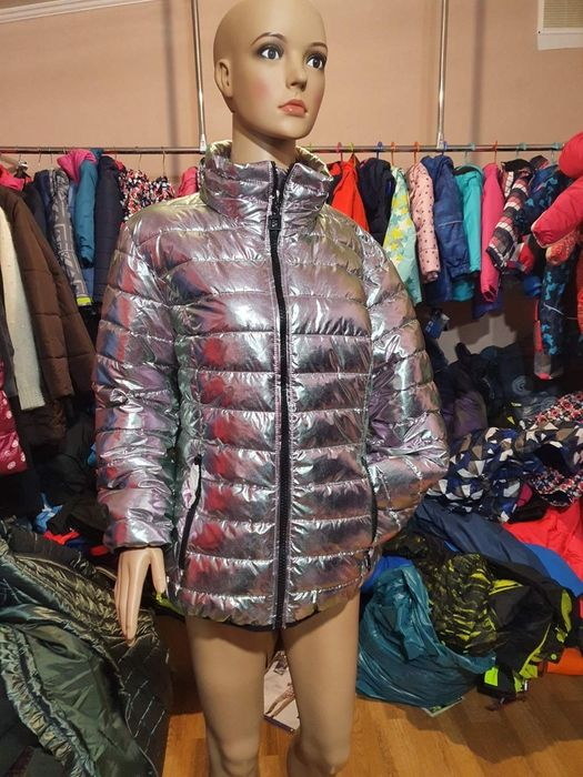 Куртка женская. Утеплитель. - синтепон . Размеры- 40-42-44-  или46,48, Подгородное - изображение 1