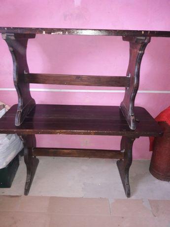 Столы + лавочки комплект