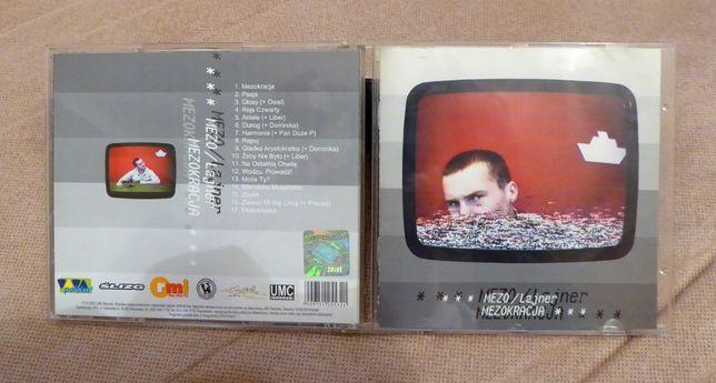 Mezo / Lajner - Mezokracja - 1 wydanie! 2003 Hip Hop