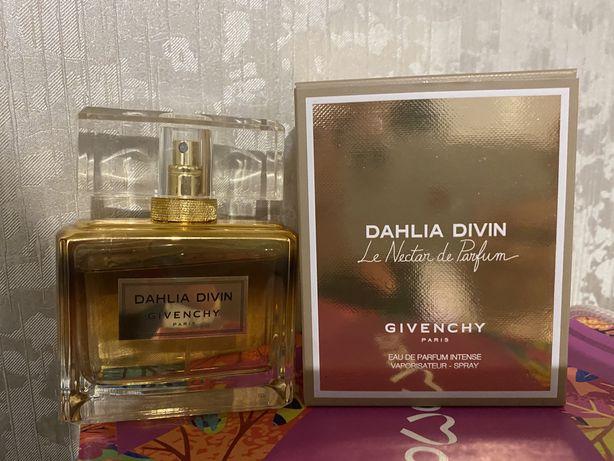 Оригинал парфюм Givenchy Dahlia Divin Le Nectar de Parfum 75мл