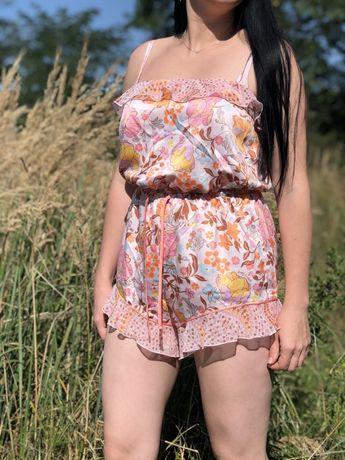 Ромпер пижама victoria secret виктория сикрет