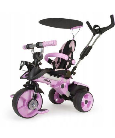 Injusa Rowerek dziecięcy trójkołowy City Trike