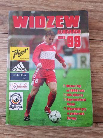 Widzew Almanach 1998/99