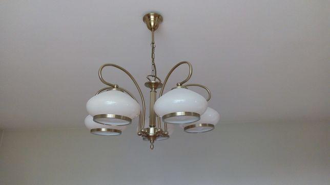 Lampa sufitowa wisząca , żyrandol