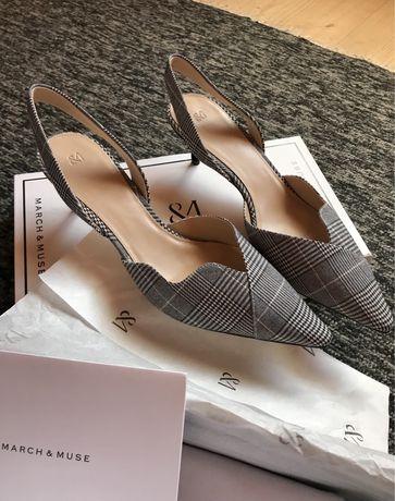 Туфлі австралійського бренду March&Muse