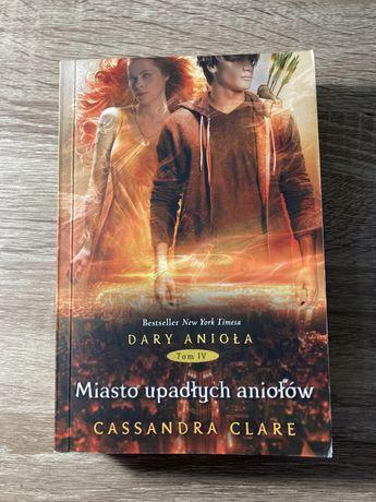 Miasto updłych aniołów, Cassandra Clare, Dary Anioła