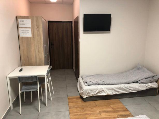 Noclegi pokoje do wynajęcia kwatery pracownicze hostel Janikowo