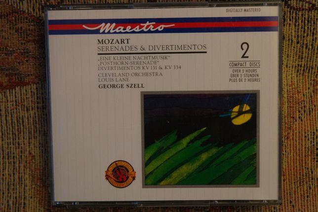 "Mozart ""Serenades and Divertimentos (2CD)"