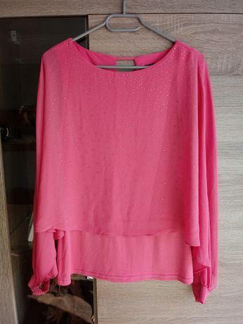 Różowa Bluzka Nietoperz M Orsay