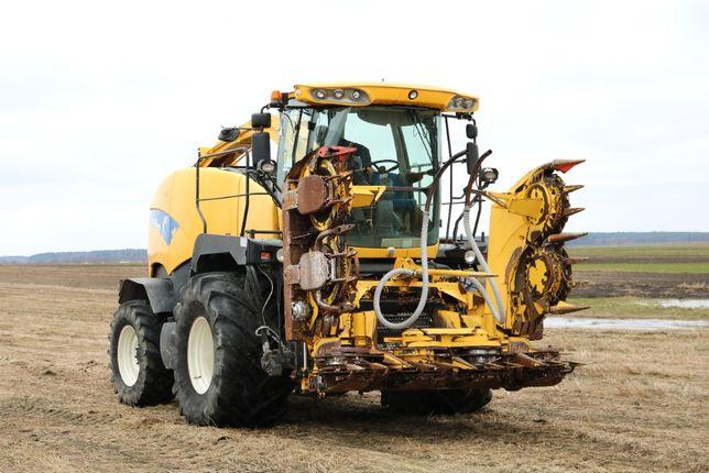 New Holland FR9060 sieczkarnia do kukurydzy NIE CLAAS, JOHN deere