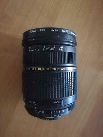 Okazja Obiektyw Tamron SP AF 28-75mm 1:2.8 Macro