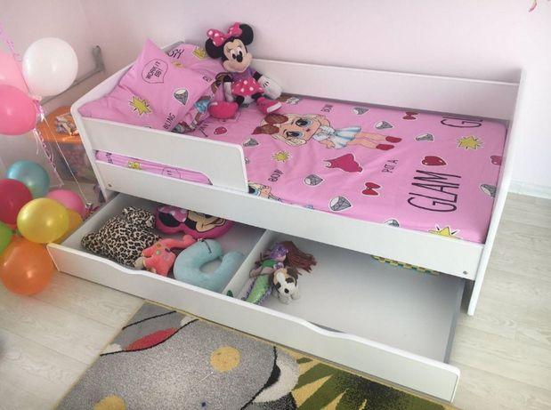 Хит продаж!Детская кровать!Дитяче ліжко