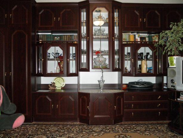 Стенка Сенатор, польская, шкаф, гостинная, большая и вместительная