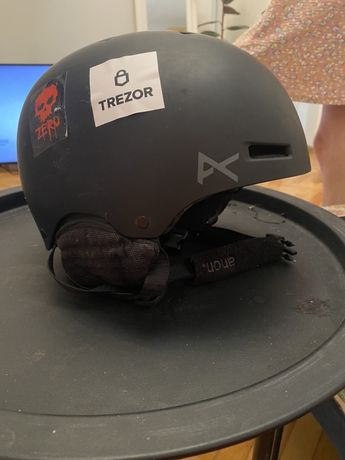 Шлем anon M, не burton, 686, vans, solomon