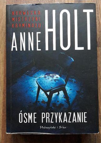 Ósme przykazanie - Anne Holt