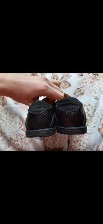 Туфли на мальчика размер 34