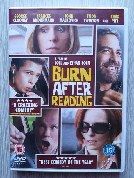 Burn after reading - Tajne przez poufne film na DVD