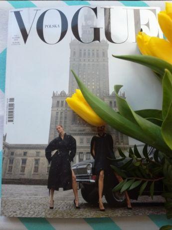 Vogue Polska nr. 1
