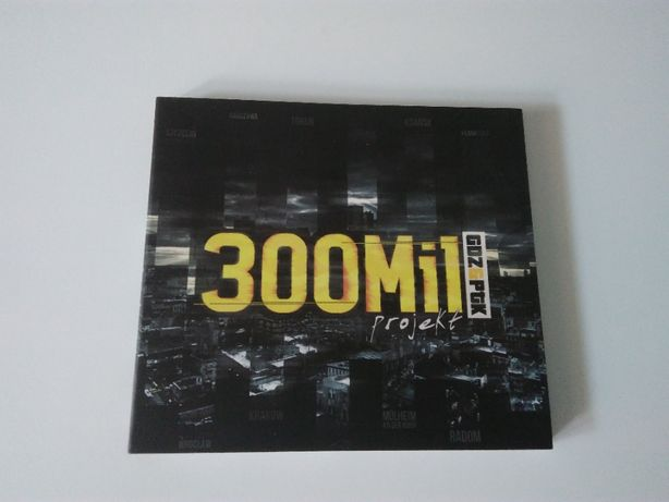 300 Mil Projekt CD- OKAZJA!