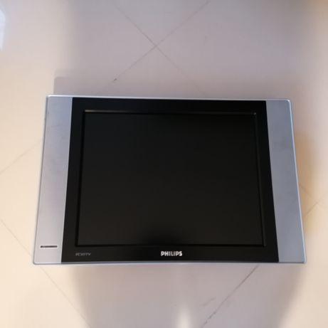 "Philips flat tv 20"""