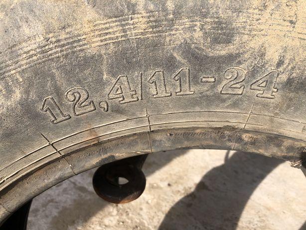 opona przednia do traktora 12.4/11-24 + dętka