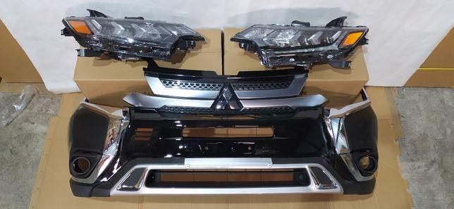 Mitsubishi Outlander фара Full LED Аутлендер