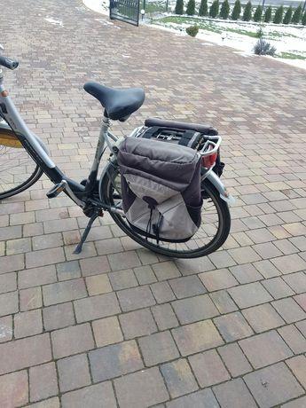 Torba Sakwa rowerowa Cordo. Na bagaznik