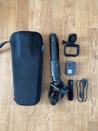 Kamera sportowa GoPro Hero 5 Black + gimbal GoPRO Karma Grip 5/ 6/ 7