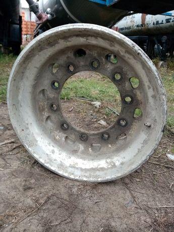 диски 22,5 грузовые на прицеп полуприцеп на фуру