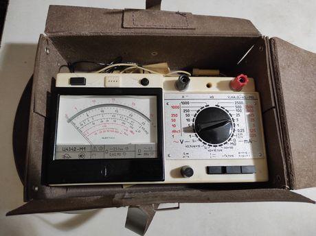 Прибор измерительный мультиметр ц4342