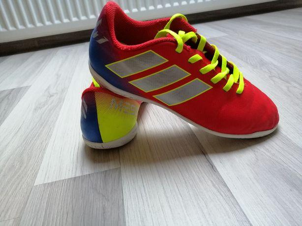 Buty halowe adidas Nemeziz Messi 18.4 IN Jr CM8639