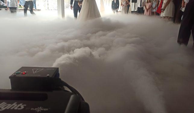 CIĘŻKI DYM - taniec w chmurach