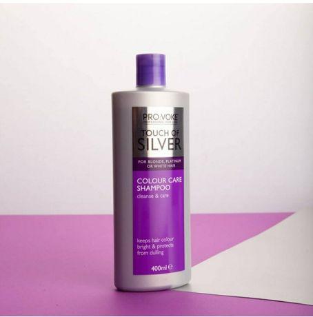 Шампунь для фарбованого світлого волосся/шампунь для окрашенных волос