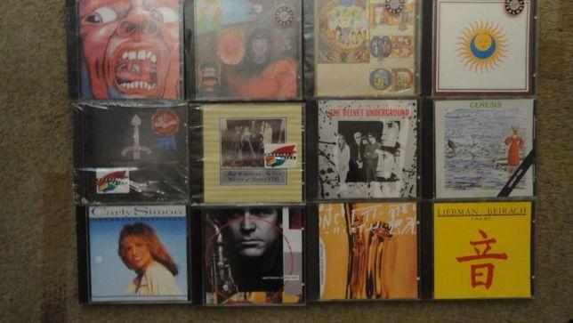 Audio CD диски (фирма)