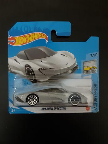 Hot Wheels McLaren Speedtail