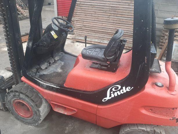 LINDE H25 D widlak  wózek widlowy