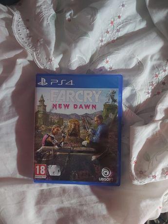 Jogo ps4 far cry new dawn