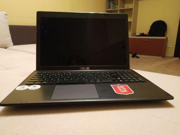 Asus X55VD (HDD 500 Gb, SSD 500 Gb, Nvidia GeForce - 1Gb, RAM - 8Gb)
