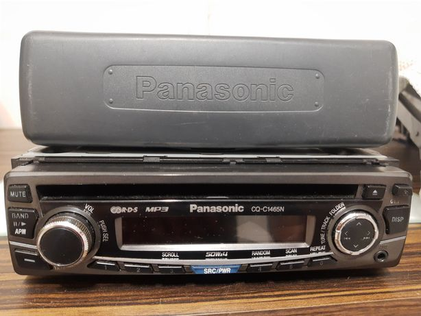 Radio Cd Panasonic