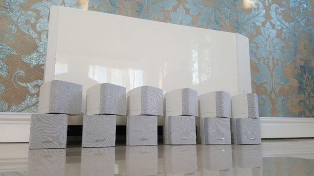 комплект акустики 6.1 BOSE Acoustimass 16 White (домашний кинотеатр 5)