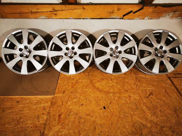 "17"" felgi aluminiowe Toyota Avensis t25 t22"