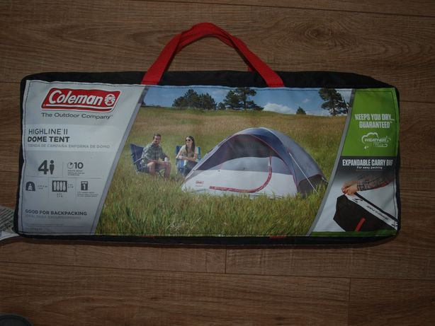 Продам новую 4х местную палатку