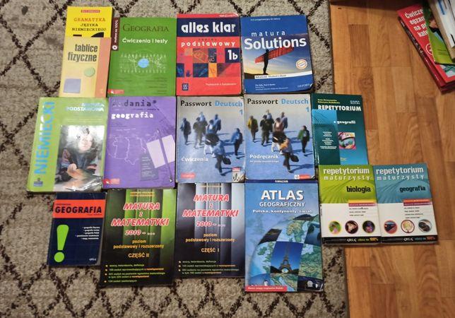 Książki do matury
