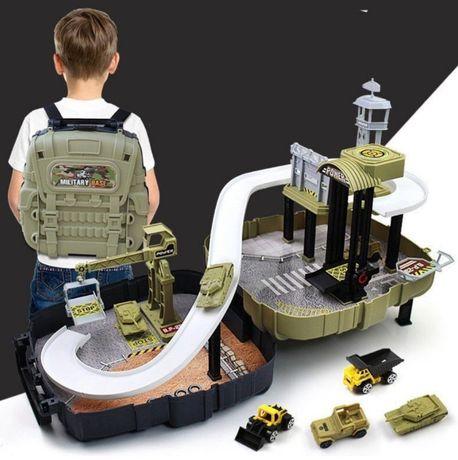 Игровые наборы в чемоданчиках. Милитари. Инструменты. Доктора