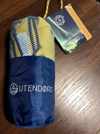 Ręcznik szybkoschnący (żółty) - Utendors nowy!