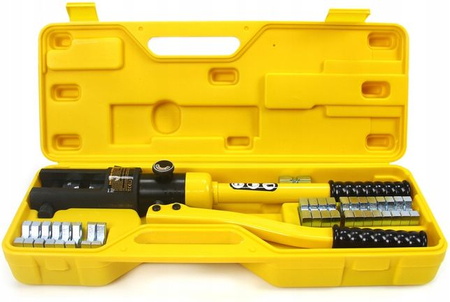 HYDRAULICZNA PRASKA zaciskarka kabli 10 - 300mm 18T