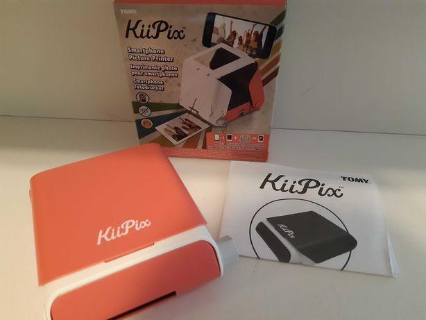 Nowa drukarka do telefonu  Tomy KiiPix
